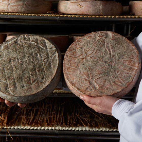 Fromages AOP Saint-Nectaire fermier